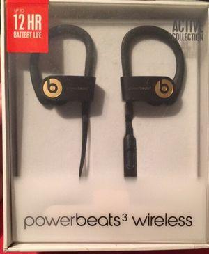 Power beats 3 wireless for Sale in Las Vegas, NV