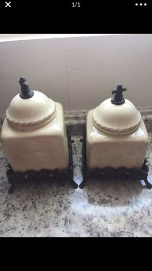 Kitchen Canisters for Sale in Miramar, FL