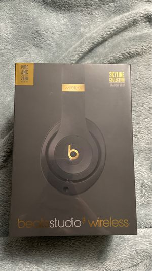 Brand New Beats studio 3 wireless headphones - Skyline collection shadow grey for Sale in Boring, OR