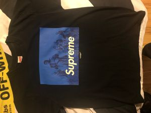 Supreme Undercover Seven Samurai Tee Black for Sale in Olney, MD