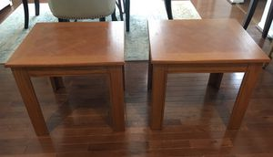2 side tables for Sale in Olney, MD