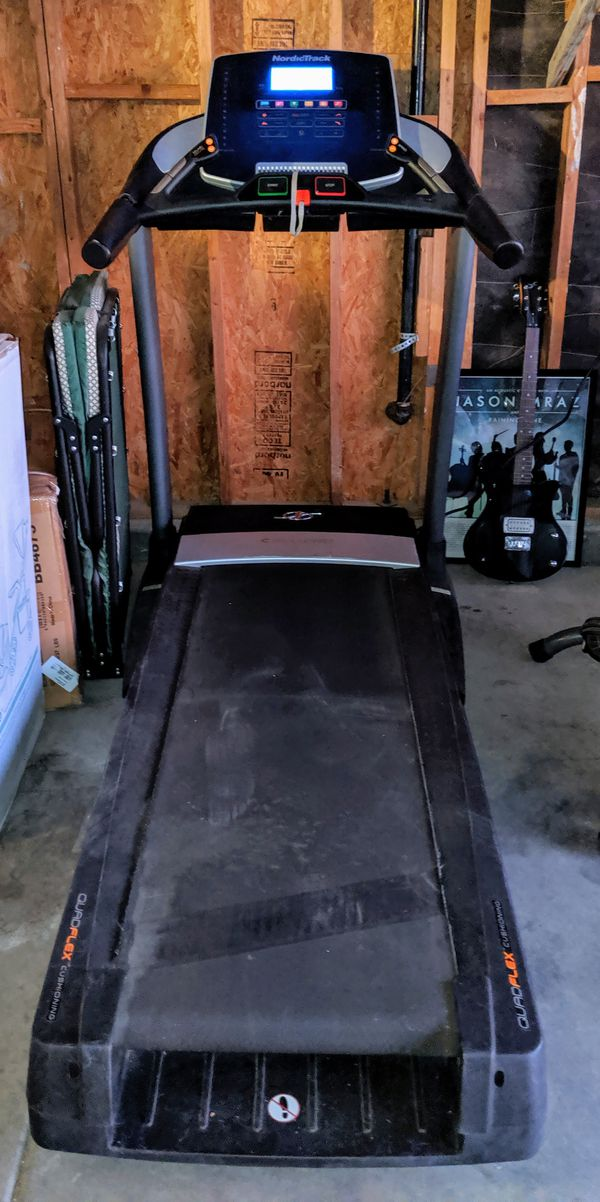 NordicTrack Quadflex Treadmill