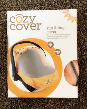 Sun & Bun Car Seat Cover for Sale in Boise, ID