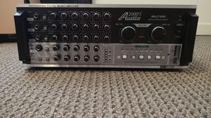 Audio2000'S AKJ7406 Professional Mixing Amplifier with Digital Echo & Key Control, 1000w for Sale in San Marcos, TX