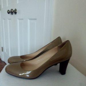 Calvin Klein Bronze Heels for Sale in Rockville, MD