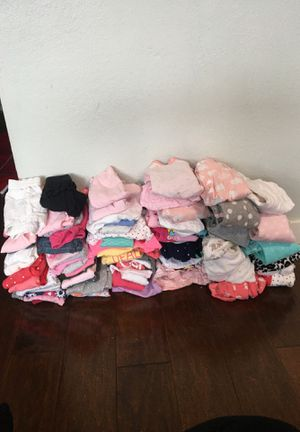 Baby girl clothes for Sale in Mountain View, CA