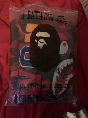 Bape hoodie for Sale in San Bernardino, CA