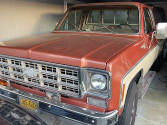 1978 Chevrolet Scottsdale C20 4x4 for Sale in Beaverton,  OR