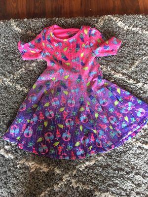 Trolls girls dress 6-6x for Sale in Sterling Heights, MI