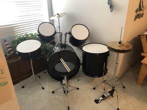 5 piece Adult Drum set for Sale in Atlanta, GA