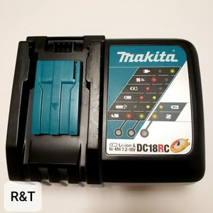 Makita fast charger #DC18RC for Sale in Fullerton, CA