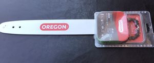 OREGON BAR AND CHAIN FOR 18 inch chainsaw,craftsman,echo,poulan NEW for Sale in Mesa, AZ