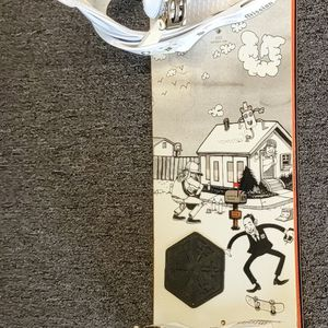 BURTON JIB SNOWBOARD W/ BURTON MISSION BINDINGS | OVERALL SNOW BOARD CONDITION: 7 out of 10 for Sale in Phoenix, AZ