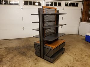 Rolling Display Shelf for Sale in Vancouver, WA