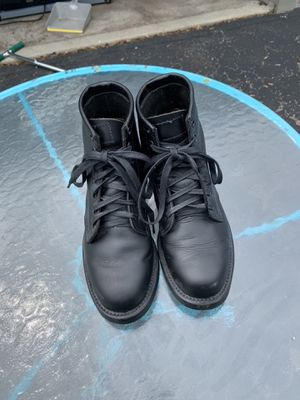 Original Chippewa all black boots for Sale in Upper Arlington, OH