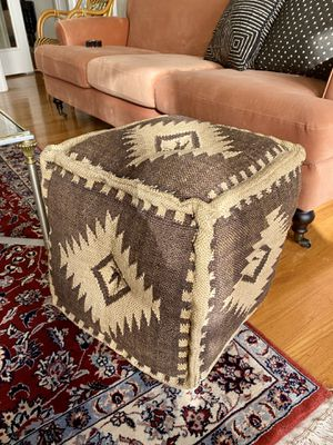 Woven Pouf/Stool for Sale in San Francisco, CA