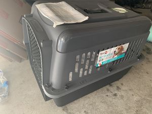 Pet carrier and dog crate small to medium for Sale in San Francisco, CA