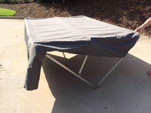 "30' suntracker part hut pontoon boat soft cover - ""sunbrella"" for Sale in Gainesville, GA"