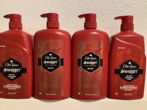 Old spice body wash $5 each for Sale in Compton, CA