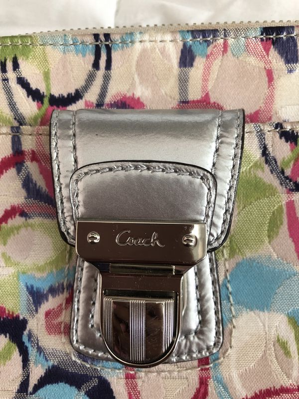 Coach side bag