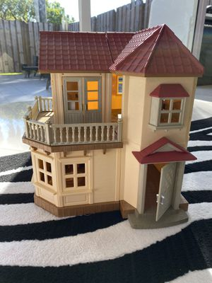 Calico Critters Red Roof Country Home for Sale in Hallandale Beach, FL