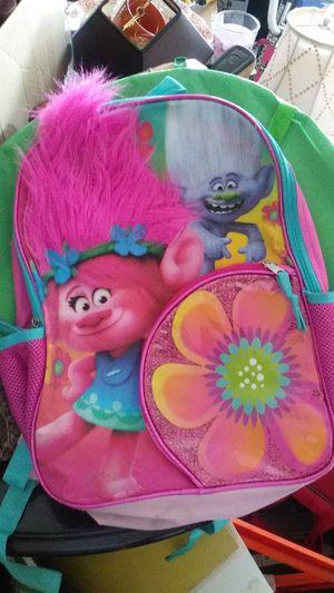 Trolls back pack for Sale in North Las Vegas, NV