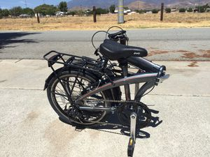 Evo Vista Folding Bike for Sale in Spring Valley, CA