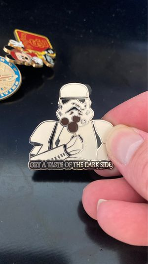 Stormtrooper Disney trading pin 2008 for Sale in Los Angeles, CA