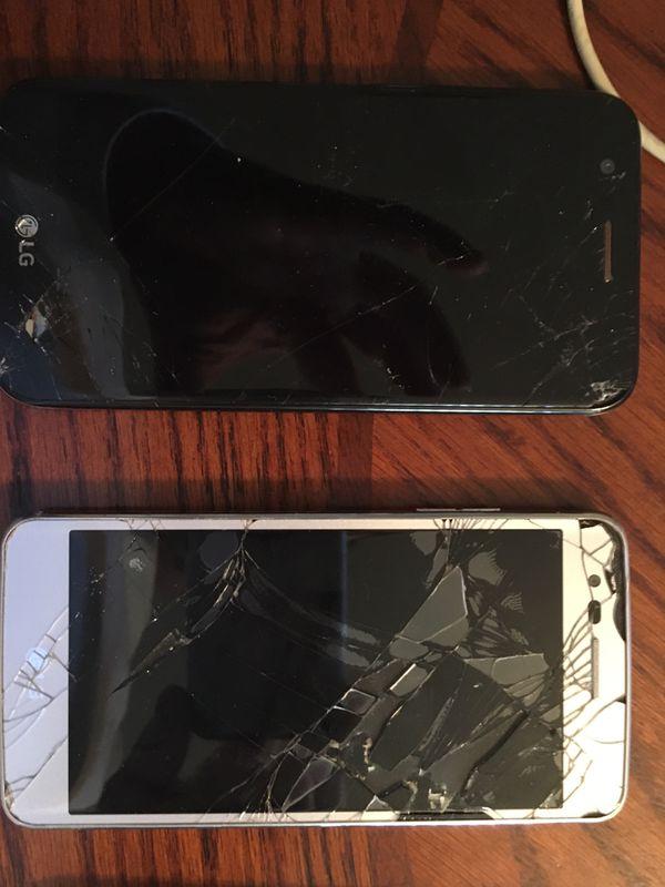 LG Aristo phones