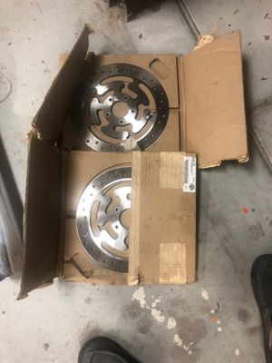 Harley front rotors for Sale in San Jose, CA