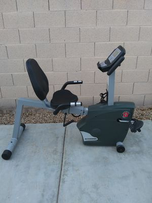 Stationary Exercise Bike for Sale in Peoria, AZ