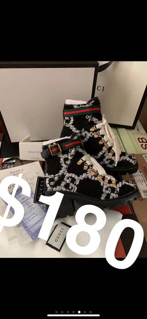Gucci boots for Sale in Greenbrier, AR