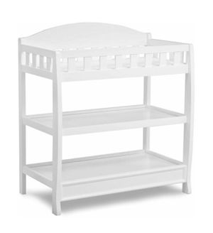 Changing table with mattress pad for Sale in Chicago, IL