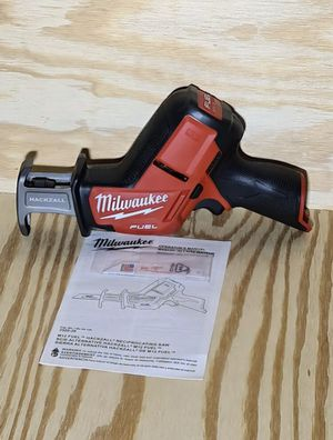 Milwaukee M12 Fuel Brushless Reciprocating Saw. Tool Only. for Sale in Chicago, IL