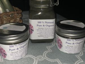 """Organic Mud Mask """" A Lady's Bug Luck """" for Sale in Sicklerville, NJ"""