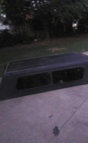 Leer 8ft camper shell for Sale in Tulsa, OK