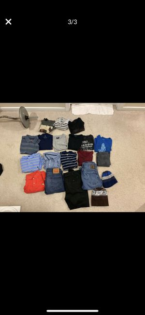 Clothing-used/ few new $21!!!! for Sale in Silver Spring, MD