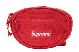 (StockX Verified Authentic) SUPREME FW18 Waist Bag for Sale in Glendale, CA