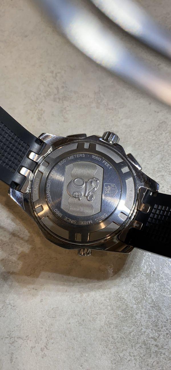 Tag Heuer Aquaracer Auto 500 M Chronograph
