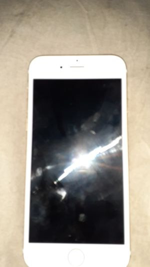 Gold iPhone 6 for Sale in Kansas City, KS