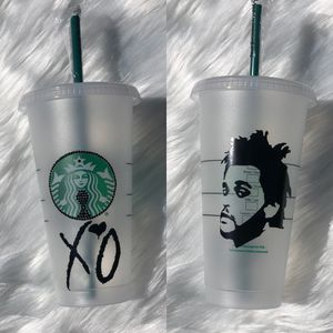 The Weeknd inspired Starbucks cup for Sale in Dinuba, CA