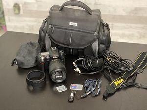 NIKON D90 Digital SLR Camera Set for Sale in Fort Lauderdale, FL