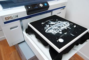 Custom printed T-shirt's 1 piece min full color printing graphics for Sale in Long Beach, CA