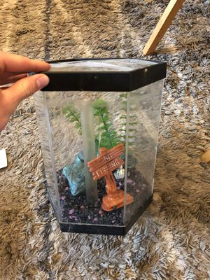 Fish Tank for Sale in Sidney, OH