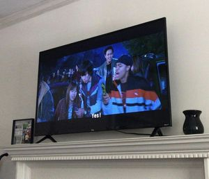 Tv 55''inches TLC Good Condition for Sale in North Chesterfield, VA