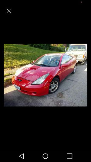 2001 toyota celica for Sale in Mount Vernon, OH