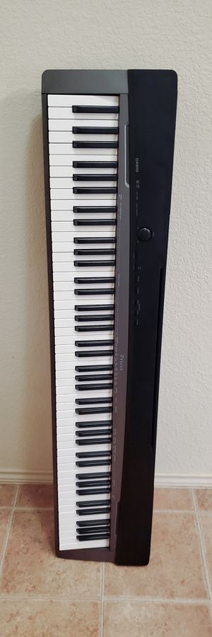 Casio Privia PX130 88-Key Digital Keyboard for Sale in Round Rock, TX