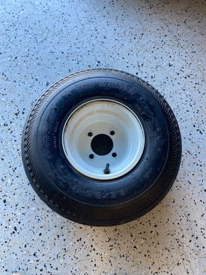 Golf Cart Tire and Wheel set for Sale in Redlands, CA
