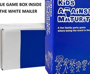 Kids Against Maturity: Card Game for Kids and Families, Super Fun Hilarious for Family Party Game Night for Sale in Issaquah,  WA