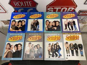 Seinfeld Complete DVD Seasons 1 - 9 for Sale in Santa Clarita, CA